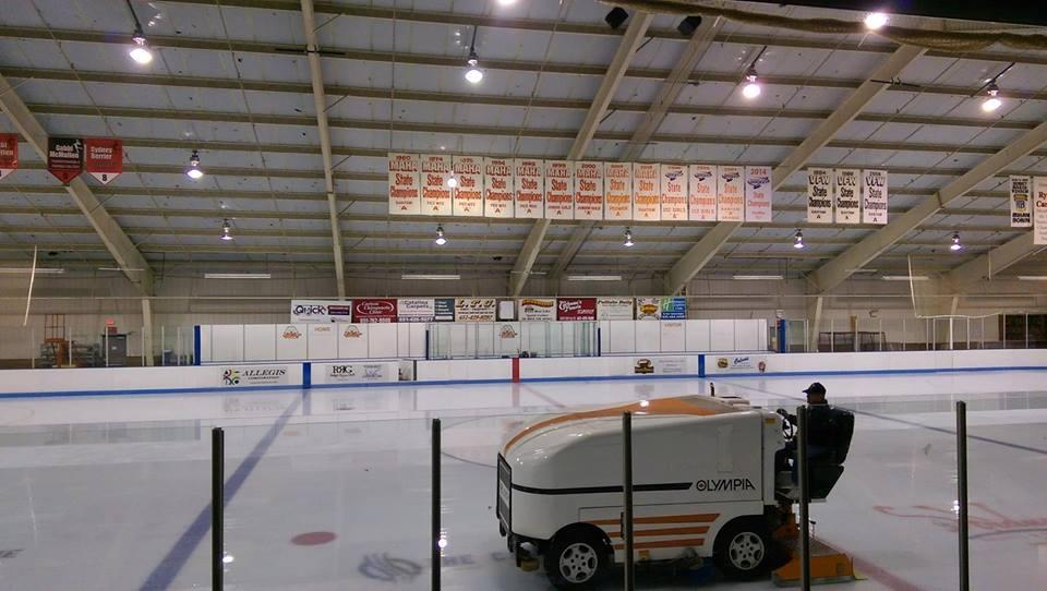 White Bear Lake Sports Center  3f45c7541aa